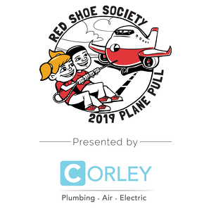 Event Home: 2019 Red Shoe Society Plane Pull Presented by Corley Plumbing Air Electric